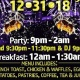 AFGB 2018 New Year's Eve Party