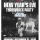 New Year's Eve Throwback Party