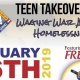 A Day of Service- Teen Takeover Edition