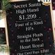 $1,299 Secret Santa High Hands @ TGT Poker Room