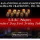 Kappa Alpha PSI - SAAC J5 Founders' Day First Friday Takover!