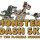 Florida Museum Monster Dash 5K
