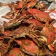 New Year's Day Beer, Bubbly & Blue Crab Feast!