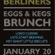 Biscuits & Berliners Eggs & Kegs