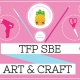 TFP SBE 2019 The Fuzzy Pineapple Craft + Art Festival + Small Business Expo