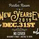 NYE 2019 at Parlor Room