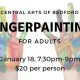 Fingerpainting For Adults