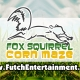 Fox Squirrel Corn Maze