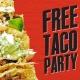 Lunazul Free Taco Party