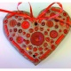 Date Night- Valentine Heart Mosaics (3-9 Years)