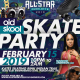 Old Skool Skate Party: The 2019 AllStar Edition featuring Sunshine Anderson