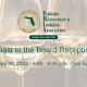 FRLA Toast to the Board Reception
