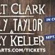 Colt Clark, Trey Keller and Molly Taylor in Concert!