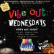 Vibe Out Wednesdays: Open Mic Night @ Frozen Paradise