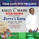 Bailey C. Moore's Book Signing