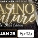 Casino Couture: The Black Edition
