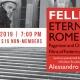 Fellini's Eternal Rome (Lecture)
