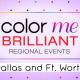 Color Me Brilliant DFW August Regional Training