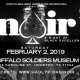 HAULYP Presents 6th Annual Casino Night | Noir: A Night of Black Excellence