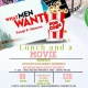Rho Omicron Omega Presents: Lunch and a Movie What Men Want