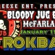 The Bloody Jug Band w/ McFarland at Rok Bar