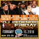 DJ Legends All-Star Friday Day Party w/ Chuck Chillout+Red Alert+DJ Kool