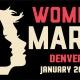 Women's March Denver CO 2019