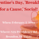 Inspired by Queen's, Inc. Valentine's Day Breakfast for a Cause