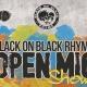 Black on Black Rhyme Tampa: The Rhyme Diaries
