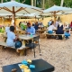 Be on Your Wurst Behavior and Celebrate Oktoberfest at Red's Beer Garden
