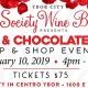 Ybor City Wine Bar: 2019 Wine & Chocolate