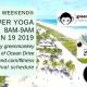 Power Yoga @ Art Deco Weekend by greenmonkey