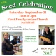Silicon Valley Seeds Fall Seed Swap