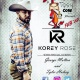 Korey Rose with special Guest George Molton & Tyler Halsey