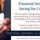 Financial Seminar: Saving for College