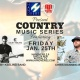 Country Music Series at Hanovers Featuring Colby Keeling Band and Chris Manning Band