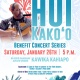 Hui Kakoʻo Benefit Concert Series