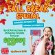 Fall Break Special at Family Fun Center!