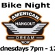 Kali Indiana at American Dream/Hangout's Bike Night