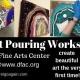 Acrylic Paint Pouring Workshop - Geodes! $75 Dunedin Fine Arts Center