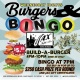 Burger & Bingo Night