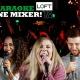 Karaoke Wine Mixer!