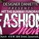 Hit the Runway Fundraiser Fashion Show