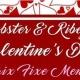 Lobster & Ribeye Valentine's Day Prix Fixe Menu