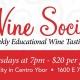Ybor City Wine Bar - Weekly Wine Society