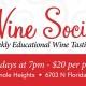 Seminole Heights Wine Bar - Weekly Wine Society