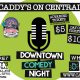 Downtown Comedy Night Ft. Sloan & MTV's 'Are You The One?' John Jacobs