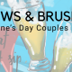 Brews & Brushes - Couple's Edition