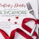 Valentine's Dinner at The Sycamore
