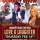 Love & Laughter Vday Comedy Show